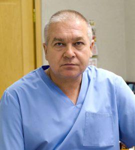 Стоматолог-ортопед Кравчук Сергей Александрович
