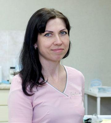 Стоматолог-терапевт Куприенко Елена Владимировна