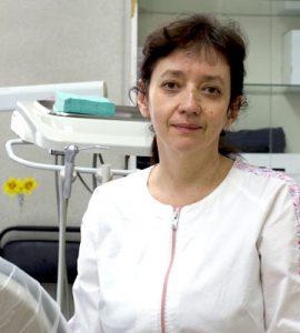 Зубной врач Сидоренко Ольга Викторовна